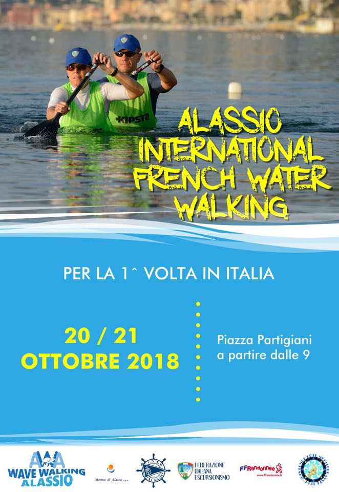 affiche-Alassio-International-French-Water-Walking