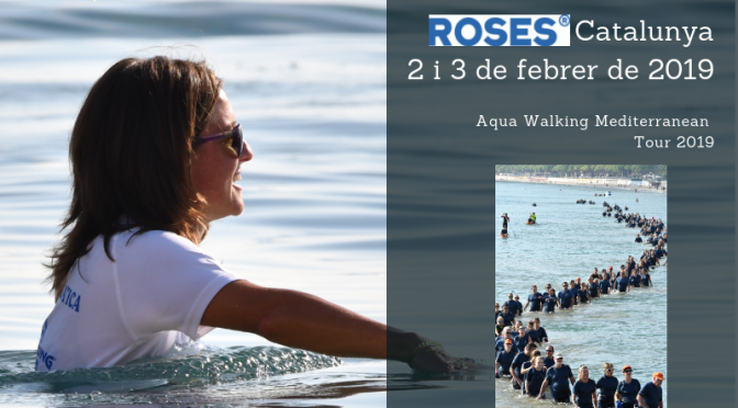 Open international d'AQUA WALKING de Catalogne – 2-3 février 2019