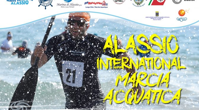 2e Open International Aqua Walking d'Italie – Alassio, 5-6 octobre 2019