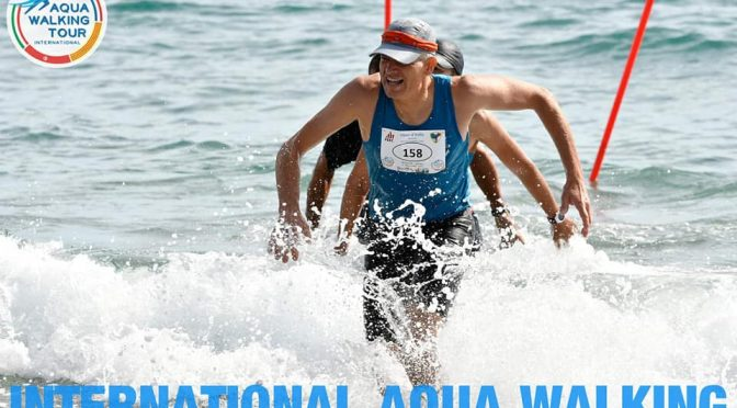Open international d'Aqua Walking d'Italie : résultats