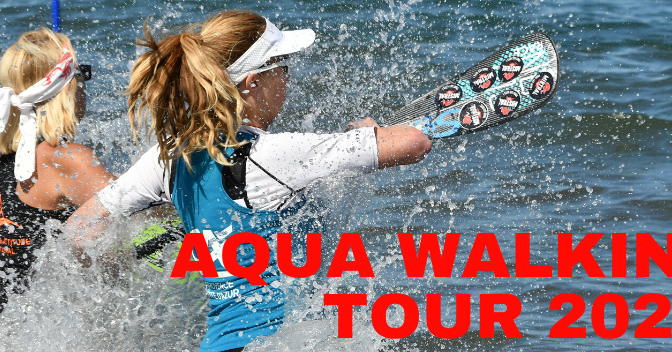Aqua walking tour 2020